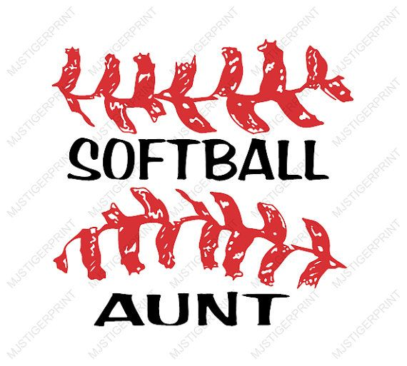 Hey, I found this really awesome Etsy listing at https://www.etsy.com/listing/231642242/softball-aunt