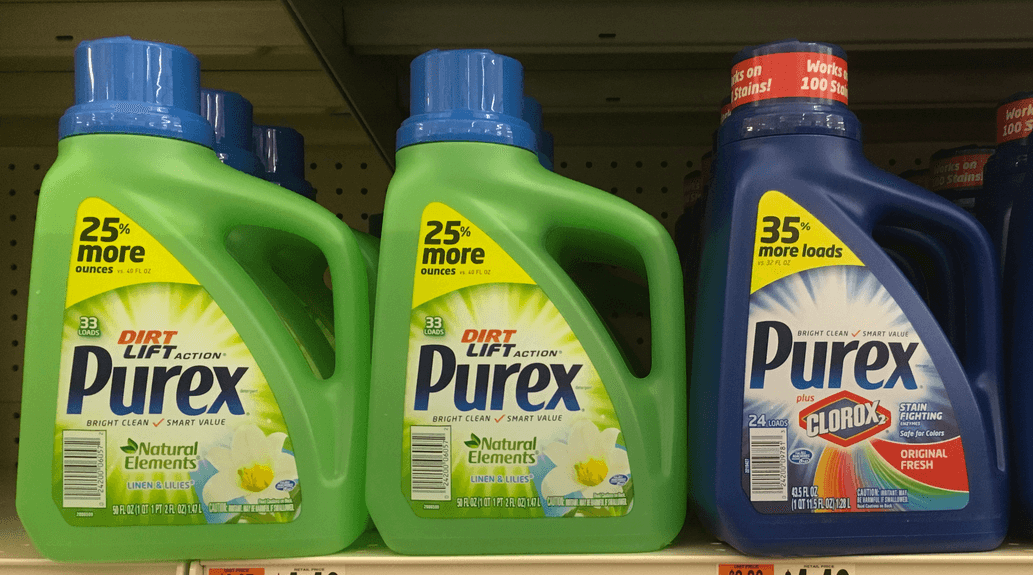 Purex Laundry Detergent As Low As 0 99 Great Deals On All And