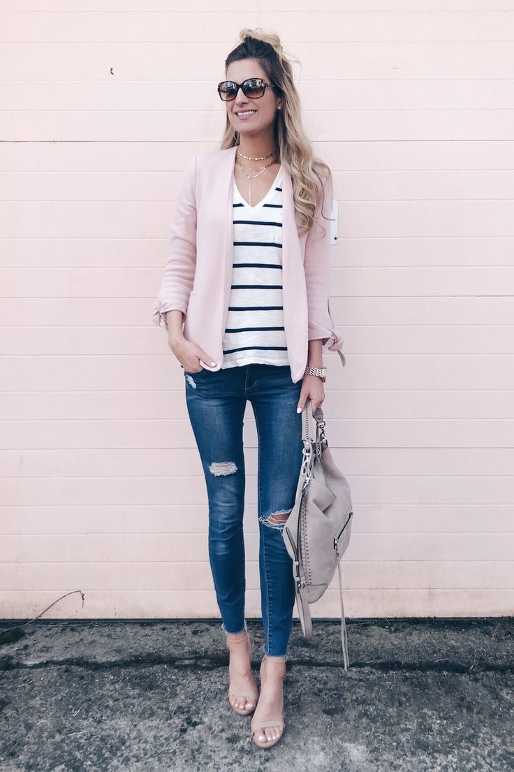 21 Stylish Casual Outfit Ideas for Spring