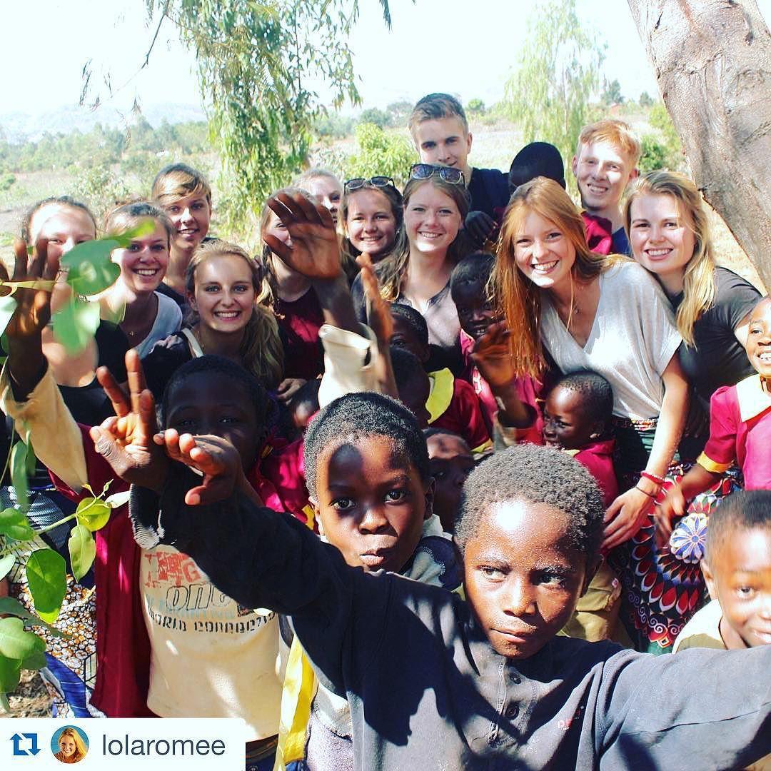 #Repost @lolaromee  Wat waren de afgelopen twee weken toch geweldig! #worldmapping #Malawi #reizen by worldmapping