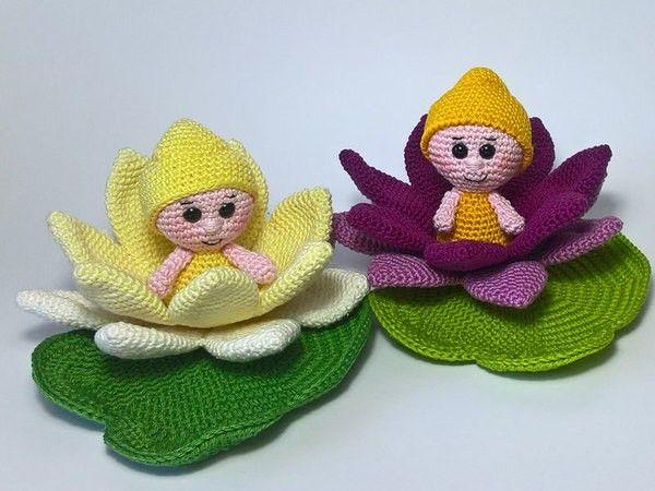 Häkelanleitung Blumenkind Seerose Häkeln Pinterest Crochet