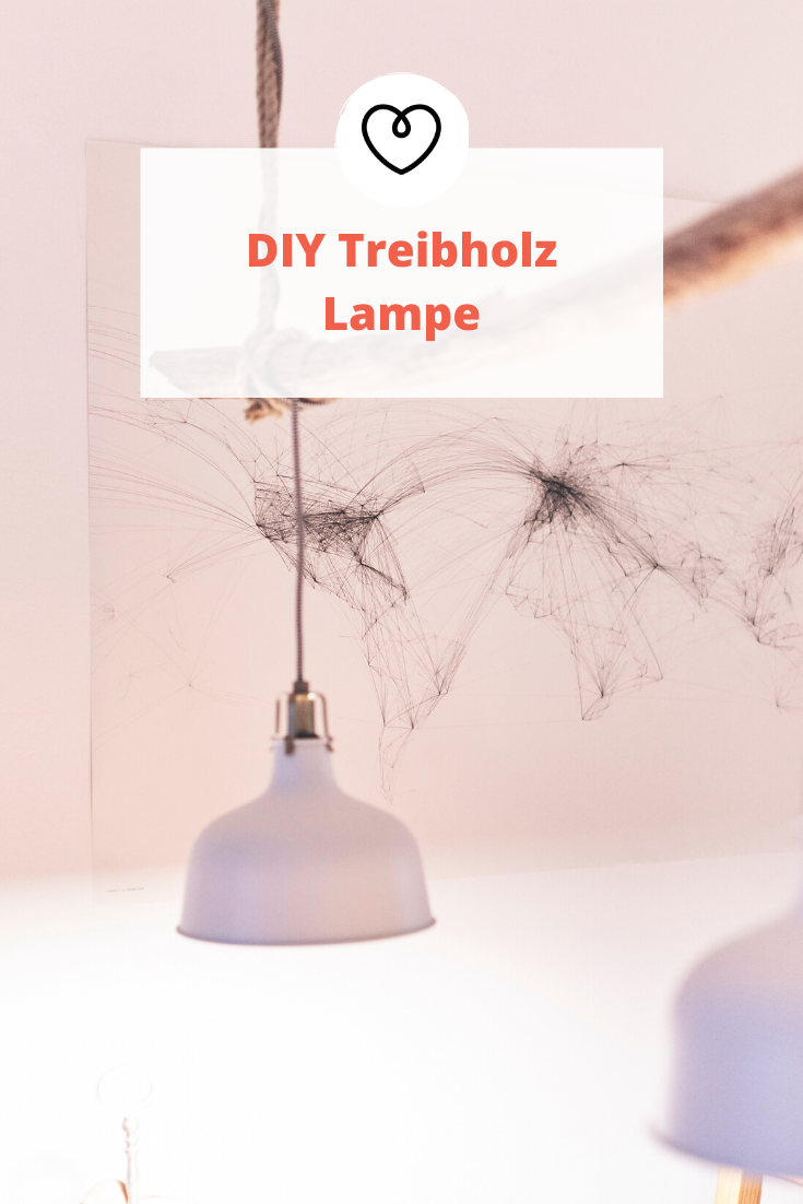 Anleitung: Vintage Treibholzlampe selber bauen   Lampen