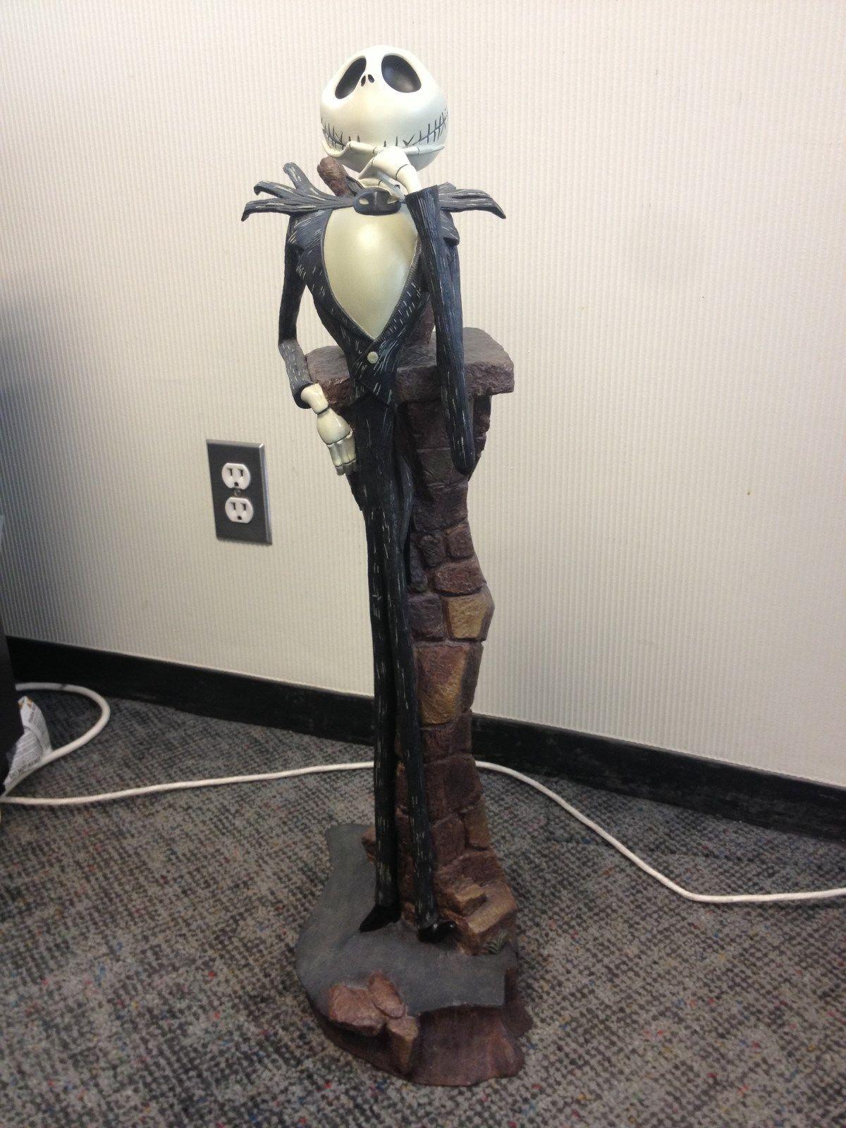 Disney\'s Nightmare Before Christmas Jack Skellington Statue (Over 2 ...