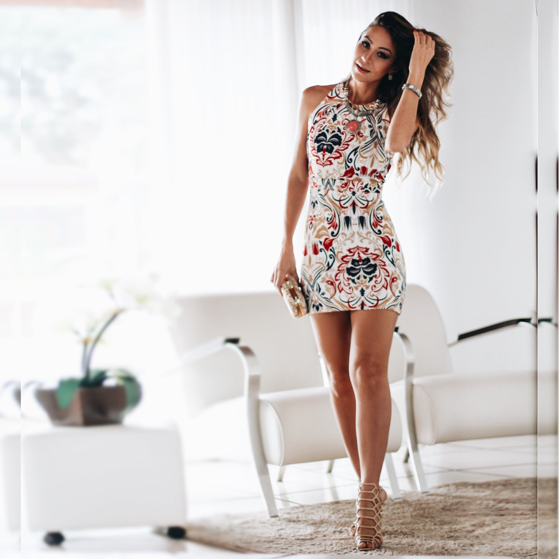 Moda verao 2014 vestidos curtos