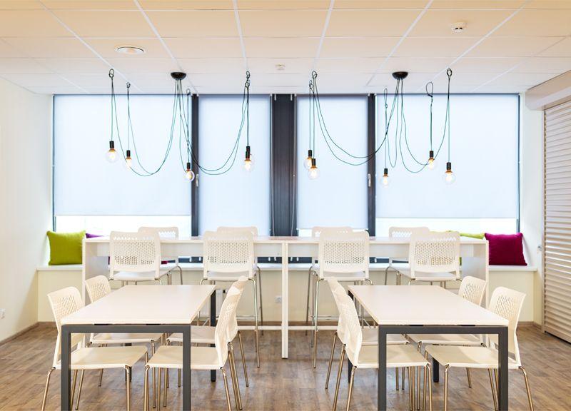Office Desking Nova O Workstations Office Design Office Interior Design Business Office Design