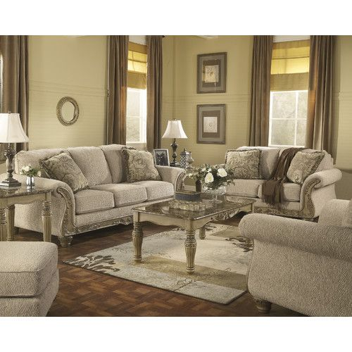 Found it at Wayfair - Pirton Living Room Collection Traditional