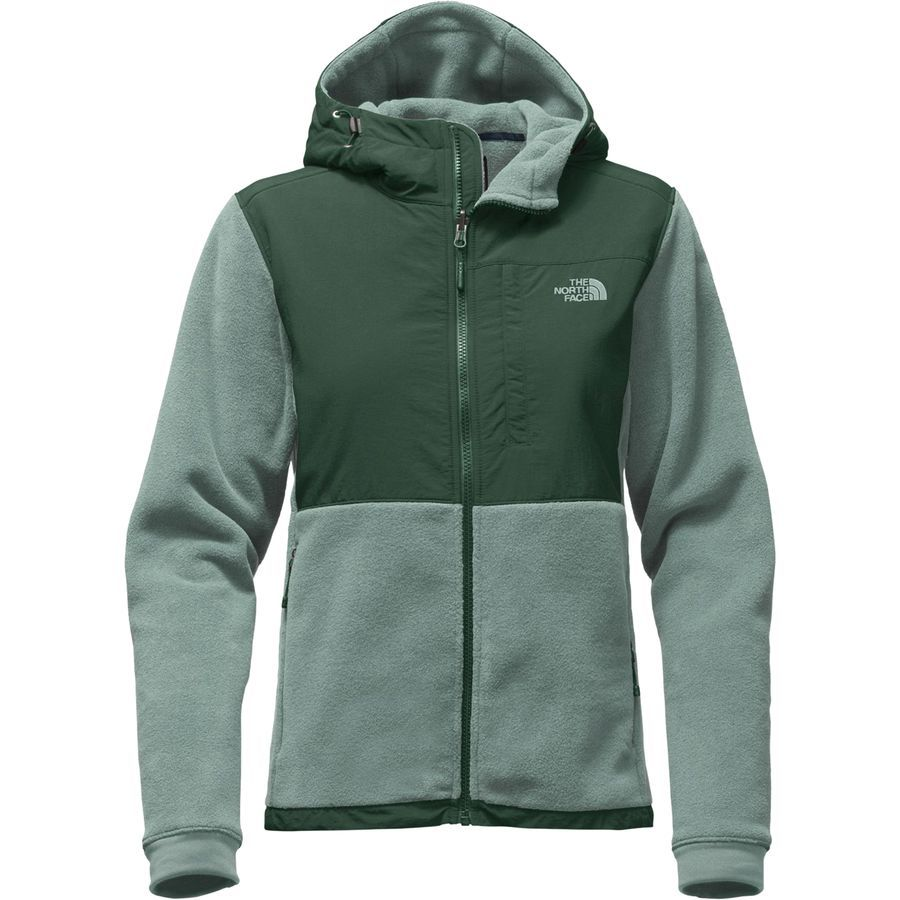 The North Face Denali 2 Hooded Fleece Jacket - Women's | Clothes