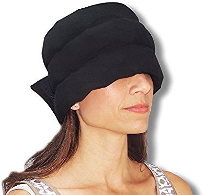 Amazon Com Headache Hat The Original Wearable Ice Pack For