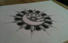 28 Trendy Tattoo Tree Geometric Negative Space #tattoo