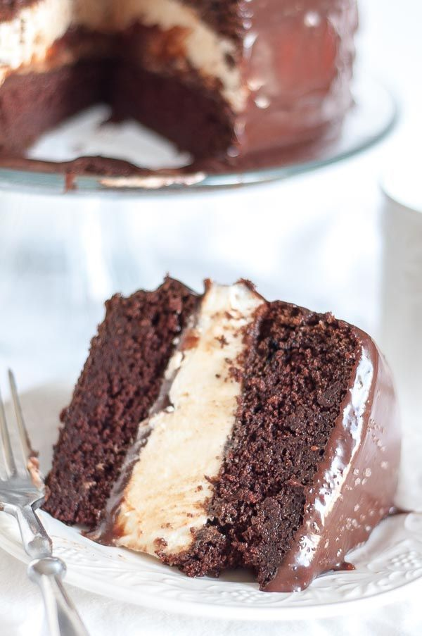 recipe: chocolate pudding filling for cake [15]
