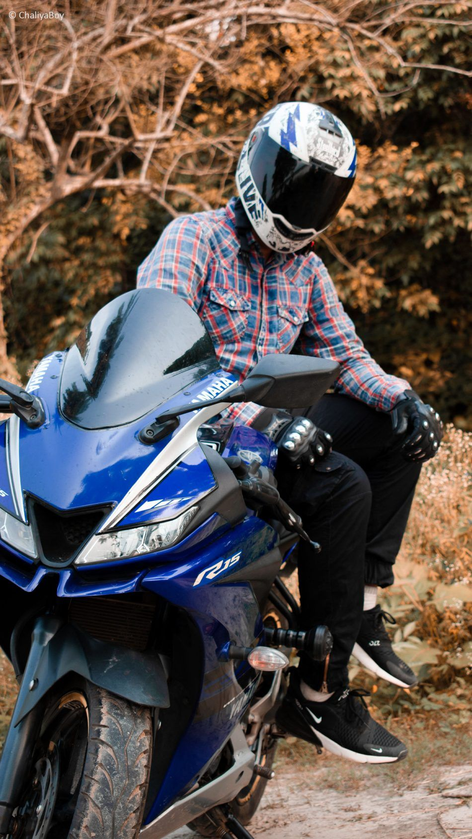 Franky Rider Yamaha R15 In 2020 Motorcycle Riders Rider Unique Gifts