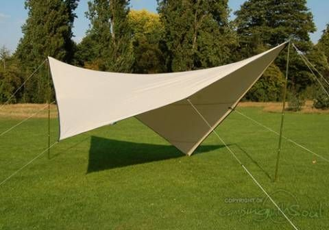 Malu Awning Tent Canvas Awnings Bell Tent