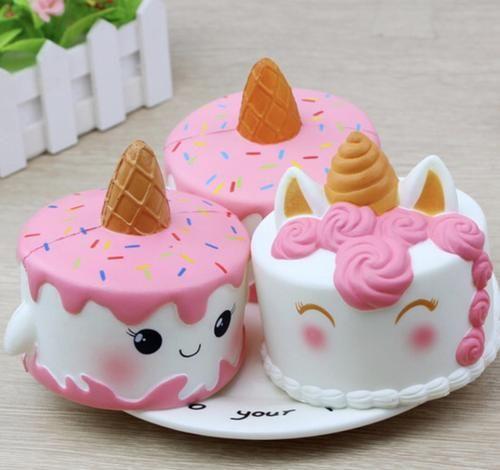 Unicorn squishy party gift favor birthdays pinterest for Squishy ideas