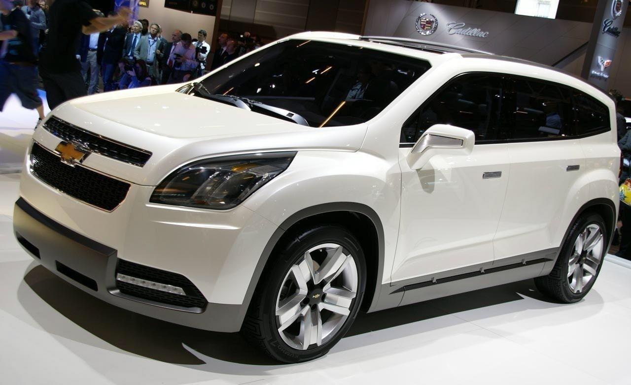 Chevrolet Orlando 2020 Price and Release Date di 2020