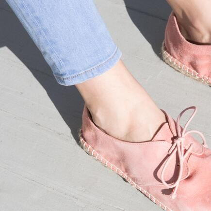 Gap pink espadrilles.... I need these for summer