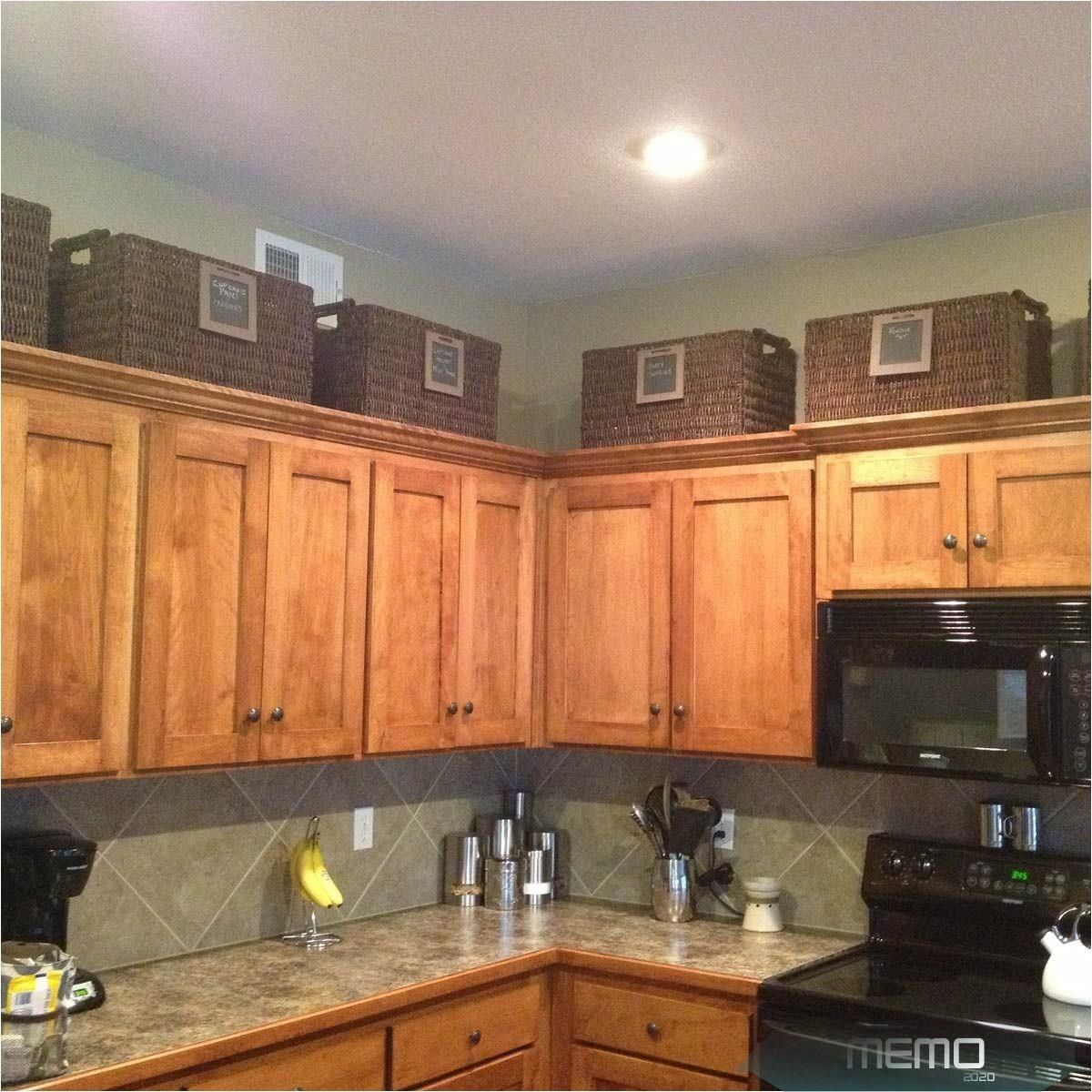 May 19 2018 If You Re Short On Space Or Just Want To Add Some Extra Storage There Are In 2020 Above Kitchen Cabinets Kitchen Cabinet Storage Budget Kitchen Remodel
