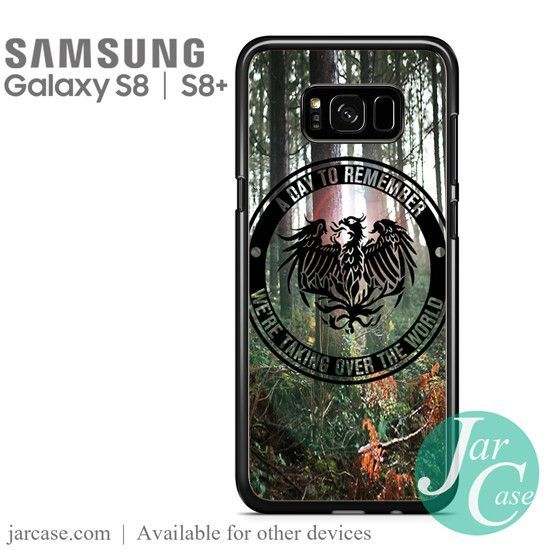 a day to remember in Wood Phone Case for Samsung Galaxy S8 & S8 Plus