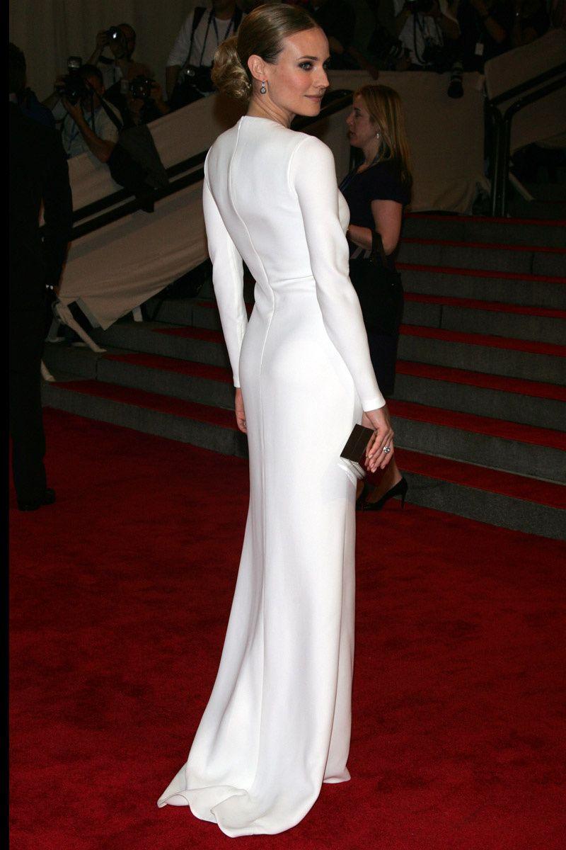 Los Vestidos De Diane Kruger Nos Inspiran Para Vestir
