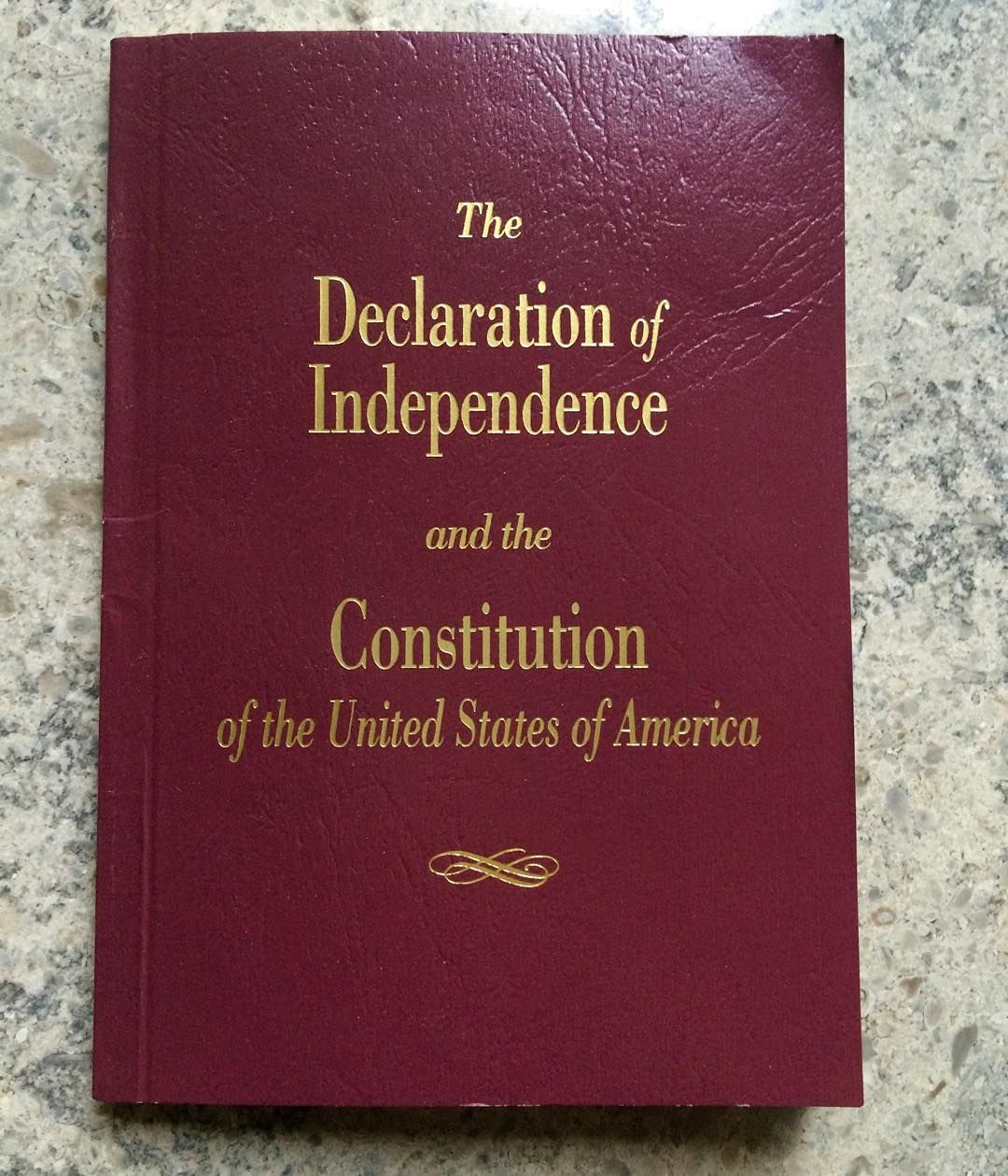 How many of you have actually read this?? Those who use this 300 year old piece of paper to hold down others rather than unite you are doing your country and our founders a disservice. America was created for the purpose of religious freedom and immigrants and you use this document to justify otherwise? The right to bear arms is an amendment. It is meant to be amended. It's not absolute. The 4th amendment protects us from unlawful  search and seizure yet you want militarized police defend…