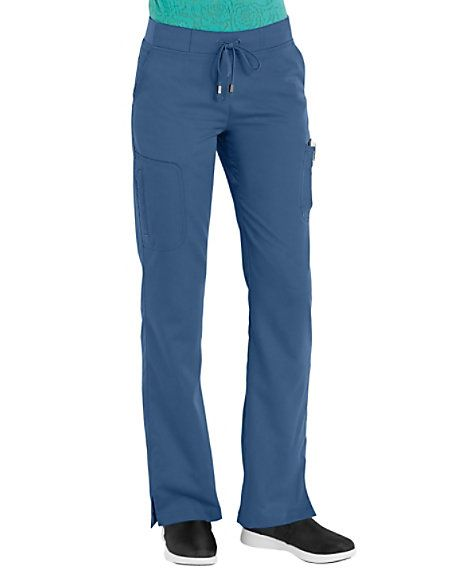 21c03f5c7017f POCKETFUL OF POISE It's all in the pockets …. These Grey's Anatomy scrub  pants feature