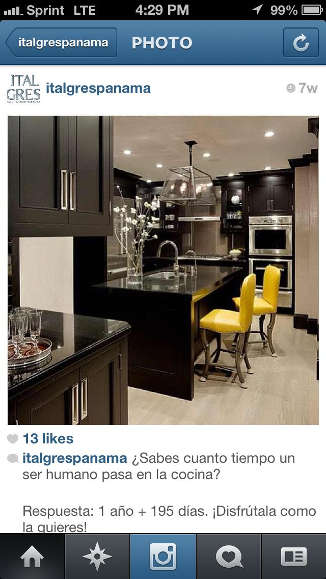 black n ywllow with images  black kitchen furniture