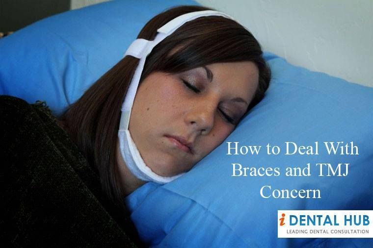 How to Deal With Braces and TMJ Concern