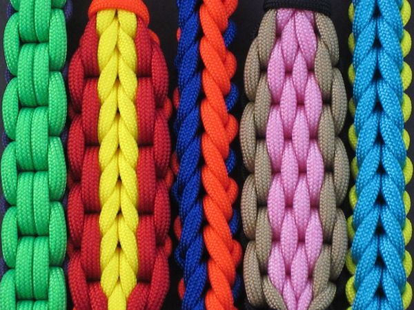 Cool Paracord Projects Paracord Fusion Ties Pdf Download With