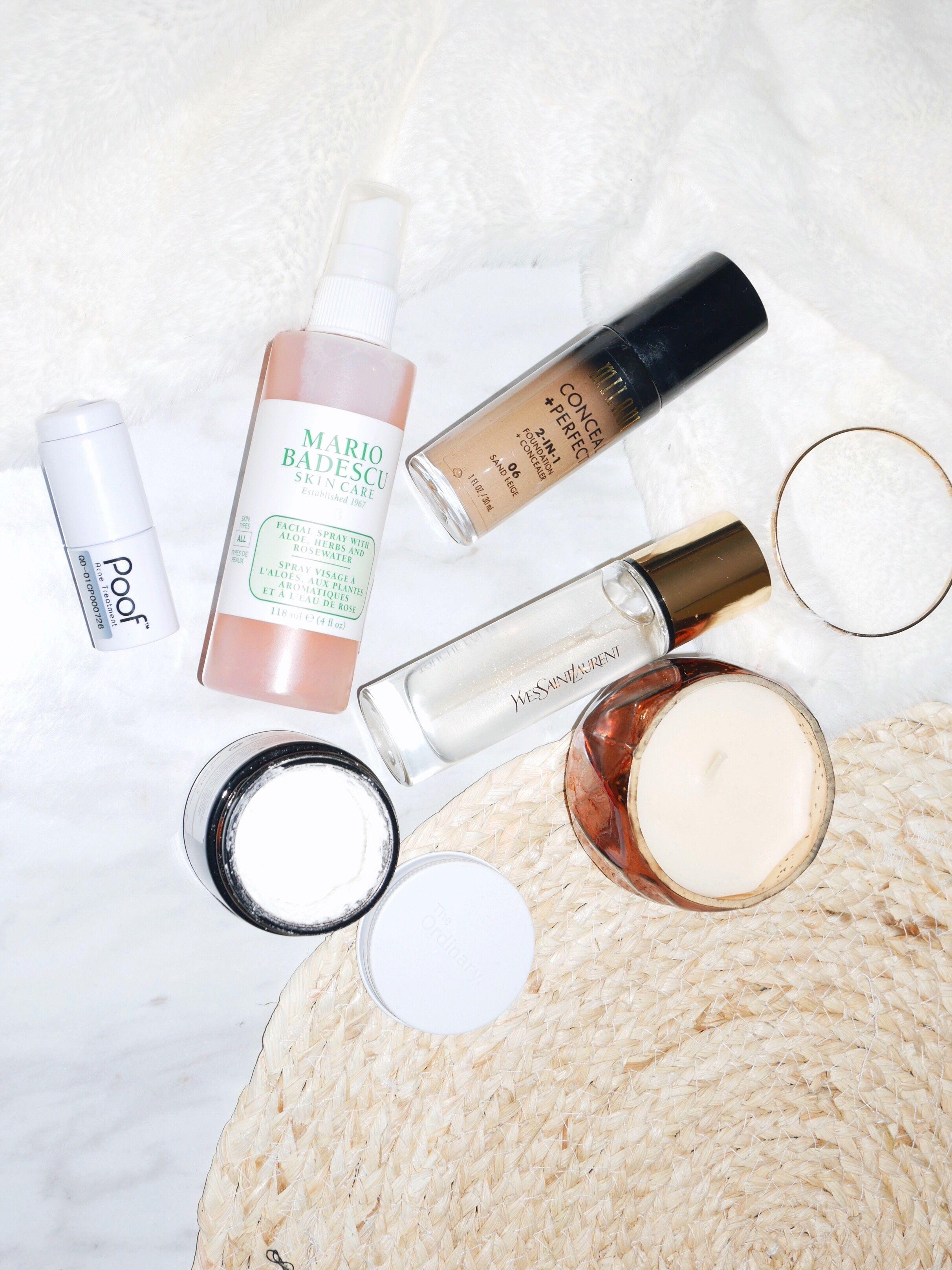 Makeup Essentials List India - Mugeek Vidalondon