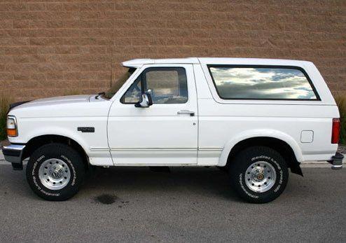 If I Had Justin Bieber Money I D Buy This Oj Simpson Ford Bronco The Globe