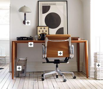 Design Within Reach Workspace Task Chairs Desks Storage