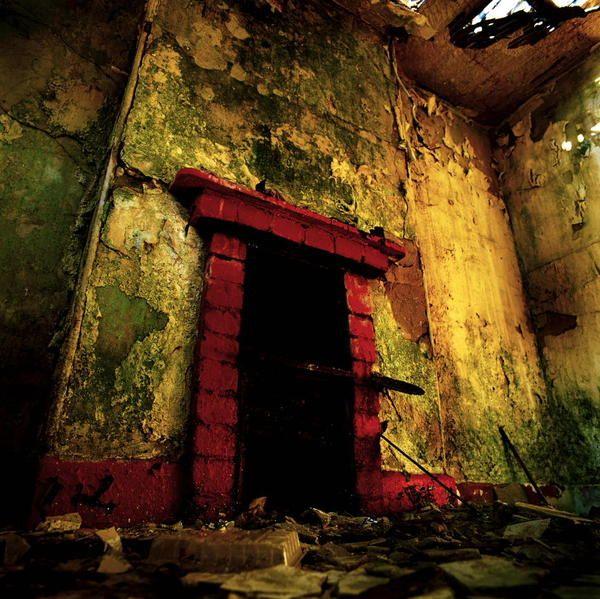 Derelict London By Adam M, Via Behance