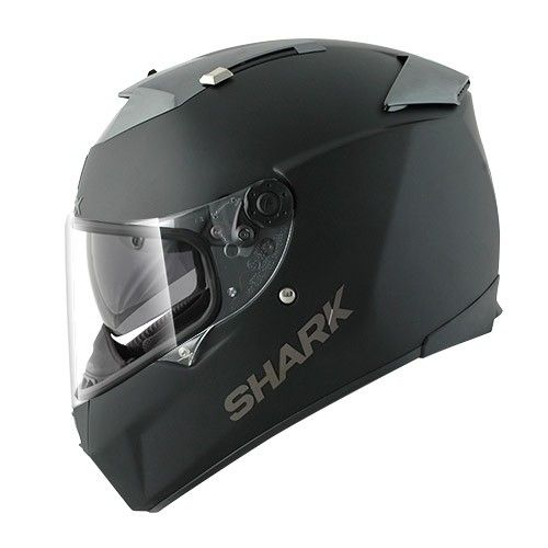 Shark Casco integral Speed R negro mate