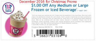 graphic about Baskin Robbins Printable Coupons identify totally free Baskin Robbins discount codes for december 2016 free of charge