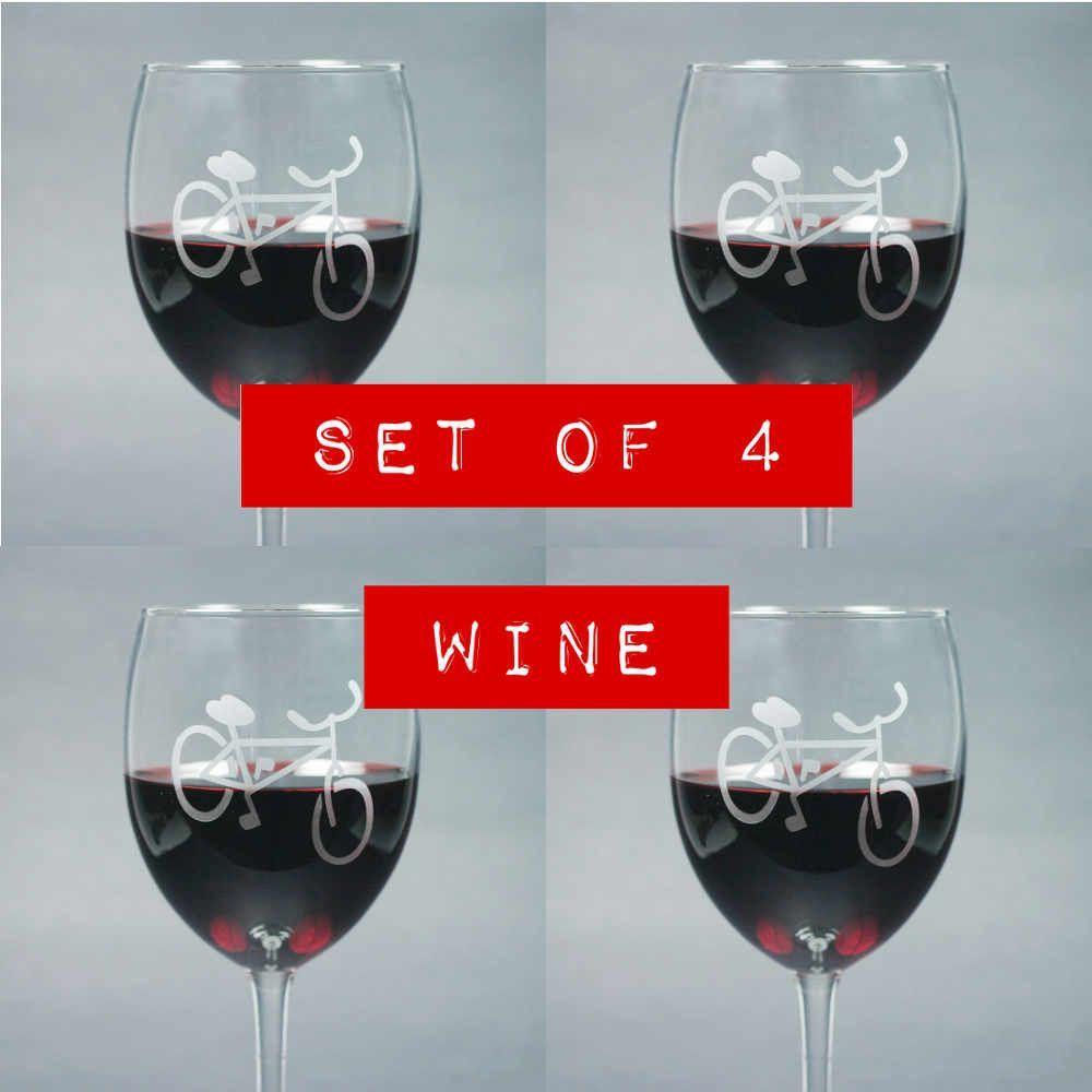 Bicycle Wine Glass Retired Wine Wine Glass Wine Drinks