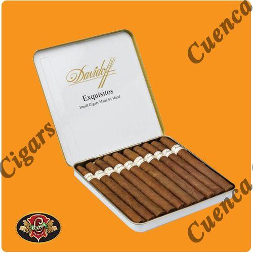 Davidoff Signature Exquisitos Cigars - Box of 10 - Price: $30.90