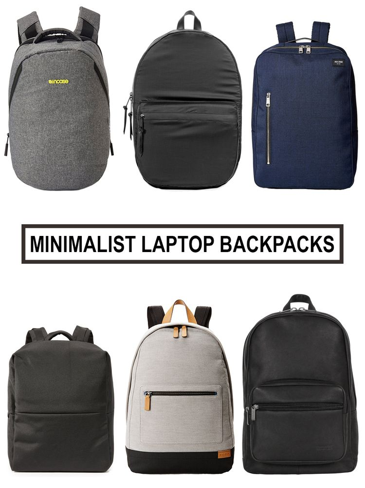 4a353d4e51 6 of the best minimalist laptop backpacks available right now for everyday  carry. Modern Backpack