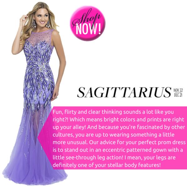 Prom Dress Signs