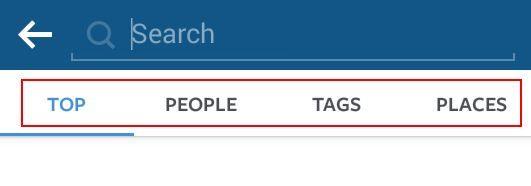 Search bar Option | GramDominator | Instagram, Hashtags