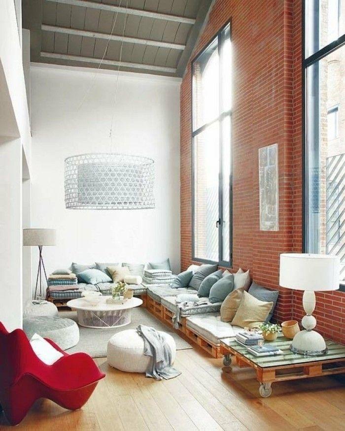 einrichtungstipps möbel selber machen | Europalette | Pinterest ...