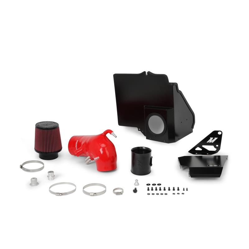 Mishimoto Performance Air Intake Red 2015+ Ford Mustang GT