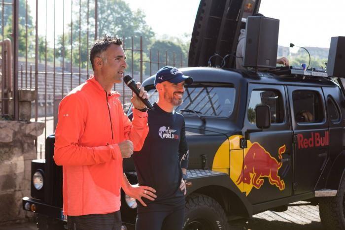 Wings for Life World Run Running Class sulla tecnica di corsa con Genny Di Napoli