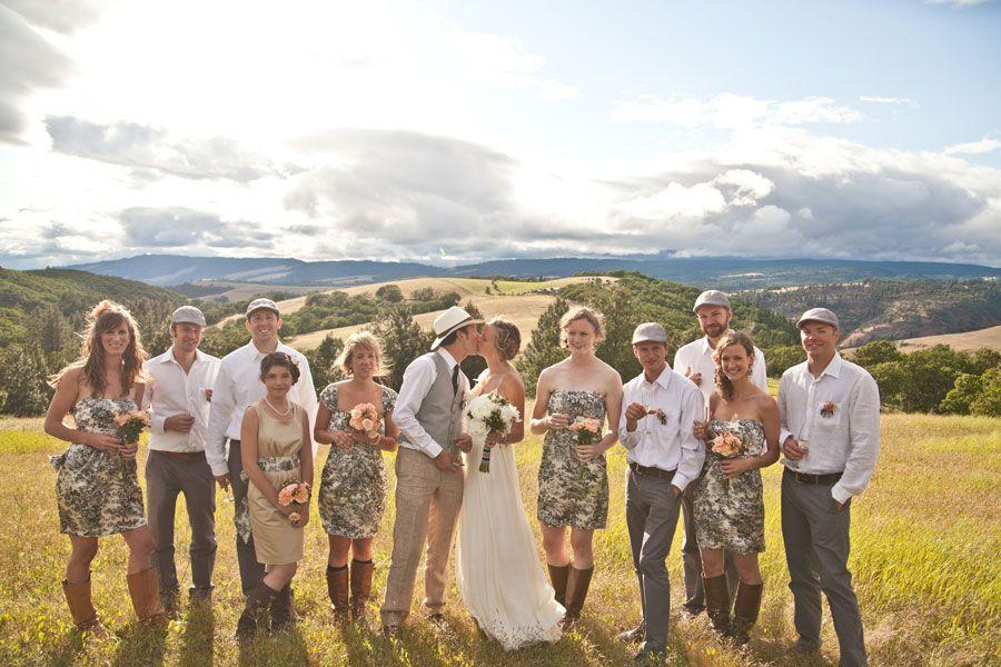 Casual Fall Wedding Attire Guest Attire Country Chic Wedding