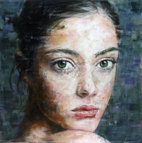 Oil Portraits by Harding Meyer | Search, Painting portraits and ...