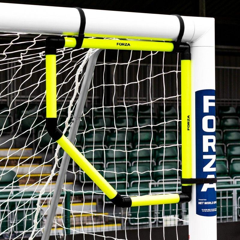 Forza top bins soccer goal corner target soccer goal