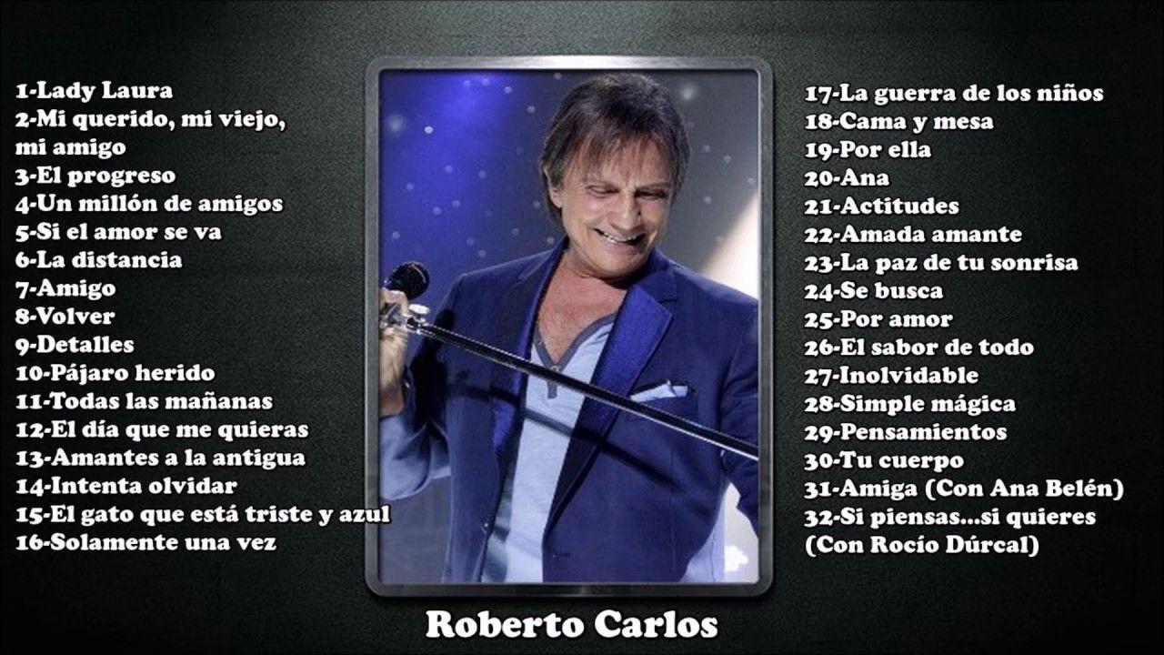 Roberto Carlos Roberto Carlos Videos Musicales Viejitos