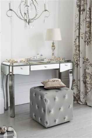 Merveilleux Juliette Pewter Dressing Table From Next. Iu0027d Love Something Like This But I