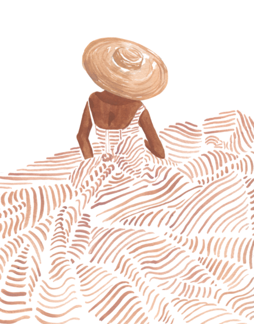 Photo of illustrator pattern