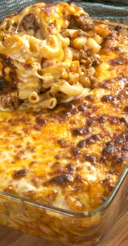 Use Low Carb Macaroni Or Noodles Instead Of Pasta Macaroni And Beef With Cheese Recipe Recipes Ground Beef Recipes Cooking Recipes