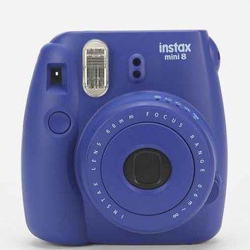b83593560a76a Fujifilm X UO Custom Colored Mini 8 Instax Camera - Dark Blue One ...