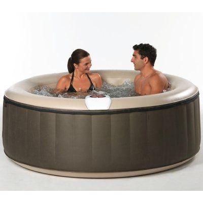 Portable Aero Spa Np5868 Best Inflatable Hot Tub Portable Spa